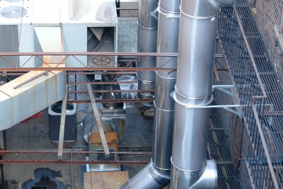 Single Wall Amp Double Wall Grease Duct