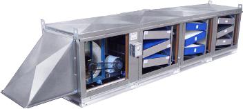 Pcu Pollution Control Unit By Captiveaire 174