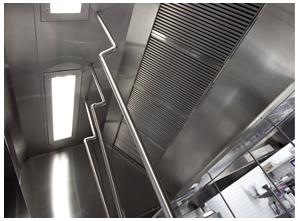 Commercial Kitchen Ventilation Systems Captiveaire 174