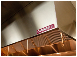 Commercial Kitchen Ventilation Systems Captiveaire 174