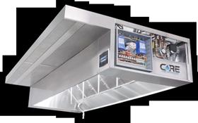 Commercial Kitchen Ventilation Captiveaire