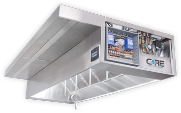 Restaurant Kitchen Ventilation commercial kitchen ventilation systems - captiveaire